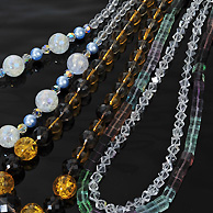 Gemstone necklace パワーストーン・ネックレス